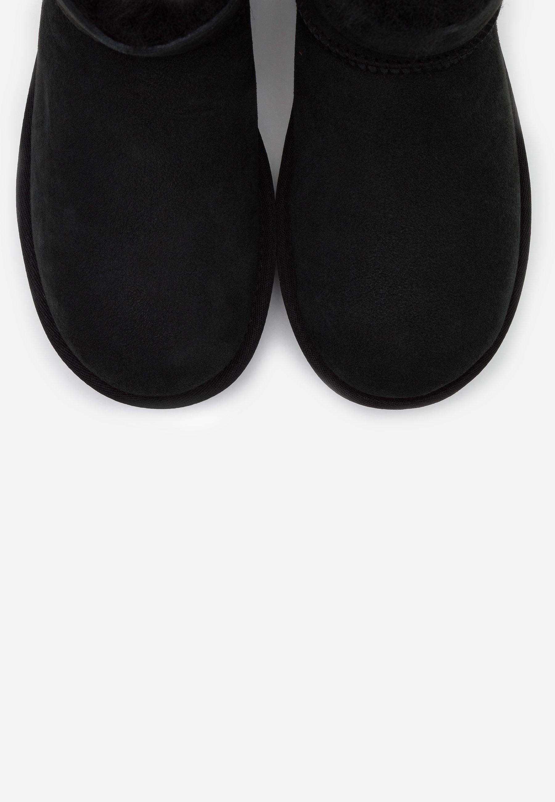 Ugg Mini Bailey Star - Ankelstøvler Black