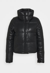 MINI PUFFER - Bomber Jacket - black