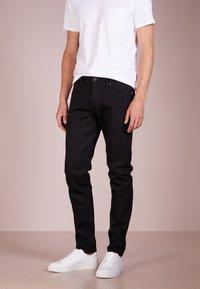 Club Monaco - Jeans slim fit - black - 0