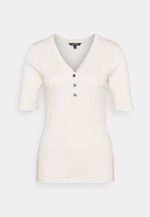 Camiseta estampada - mascarpone cream