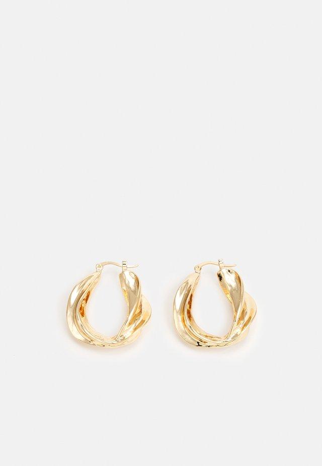 EARRING - Boucles d'oreilles - gold