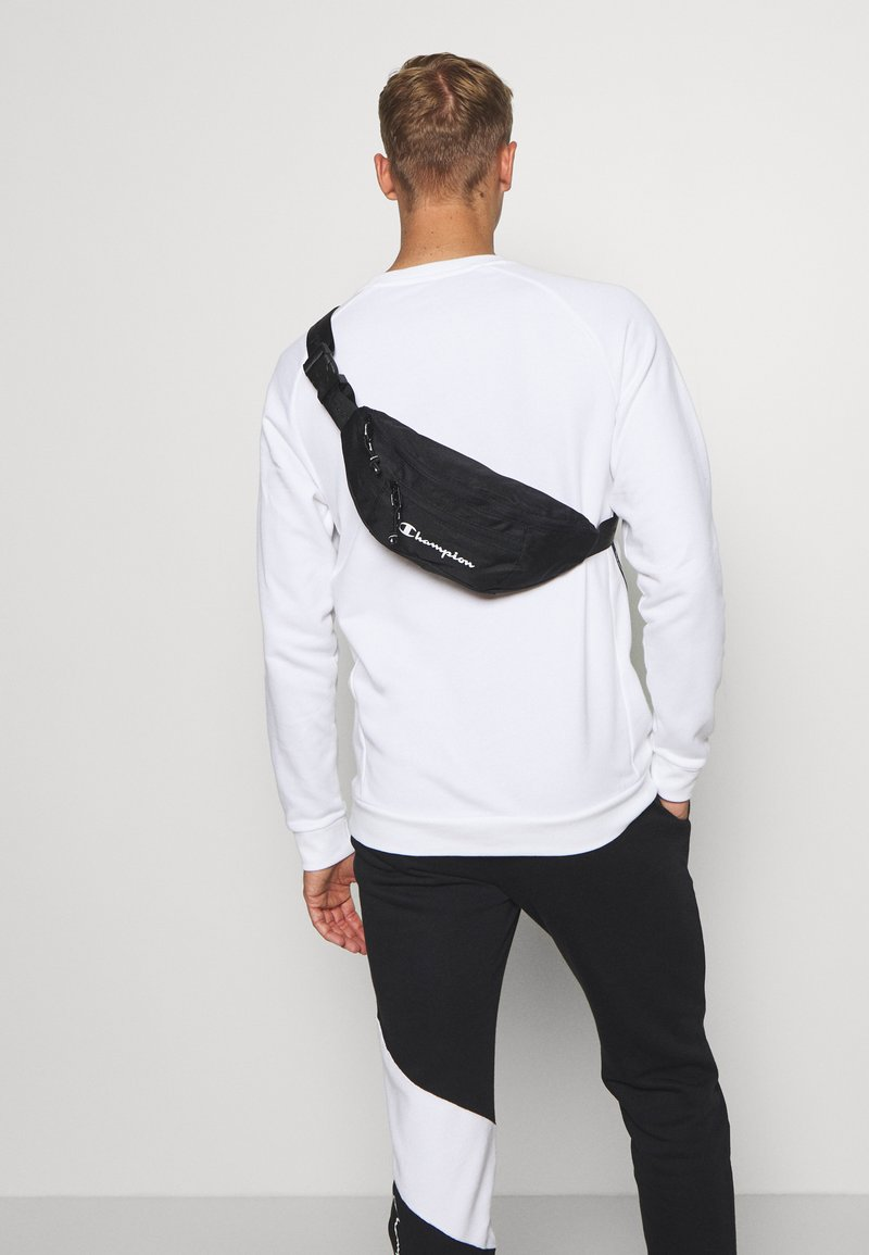 Champion - LEGACY BELT BAG - Bæltetasker - black