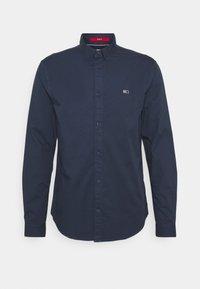 Tommy Jeans - LIGHTWEIGHT TWILL SHIRT - Košile - blue - 0