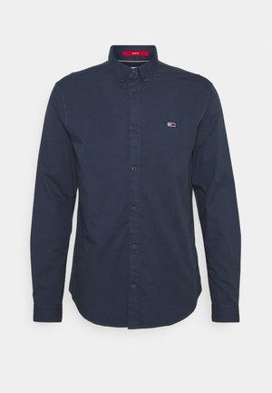LIGHTWEIGHT TWILL SHIRT - Košile - blue