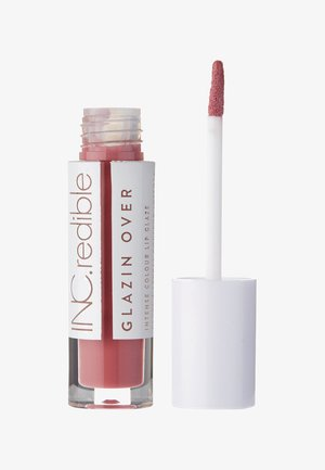 INC.REDIBLE GLAZIN OVER LIP GLAZE - Lipgloss - 10084 make love less likes