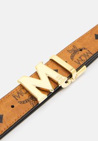 MCM - Belt - cognac - 2