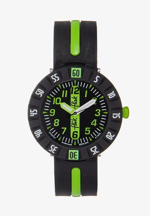 COLOUR AHEAD - Horloge - schwarz