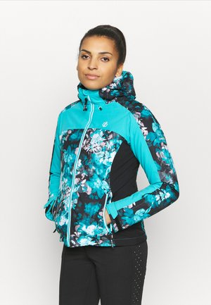 BURGEON JACKET - Skijacke - azure