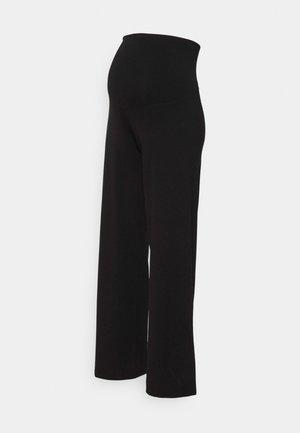 OONO LOUNGE PANTS - Pantalones - black