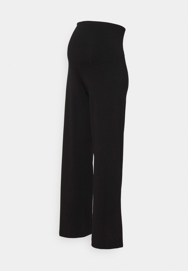 OONO LOUNGE PANTS - Bukser - black