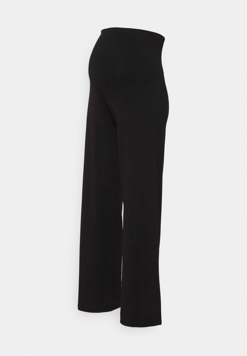 Boob - OONO LOUNGE PANTS - Pantalones - black