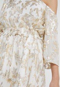 Rachel Zoe - FLORA DRESS - Cocktail dress / Party dress - ecru - 5