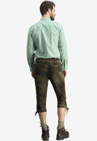 Stockerpoint - CAMPOS3 - Shirt - dark green - 2