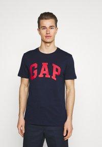 GAP - BASIC ARCH 2 PACK - Print T-shirt - multi - 3