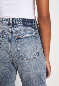 Abercrombie & Fitch - Slim fit jeans - medium destroy - 6