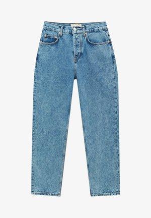 Jeans straight leg - royal blue