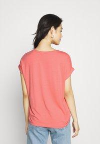 ONLY - ONLMOSTER ONECK - T-shirt basic - tea rose - 2