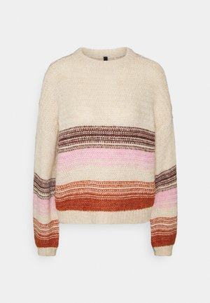 YASMIZDA - Jumper - whisper pink/multi