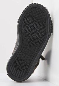 British Knights - Sneakers hoog - rust leopard/gold/black - 4