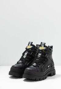 Buffalo - ASPHA MID - Ankle boots - black - 4