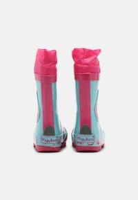Playshoes - EULEN - Wellies - türkis - 2