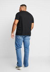 Burton Menswear London - BASIC TEE 7 PACK - T-Shirt basic - grey/black/white - 3