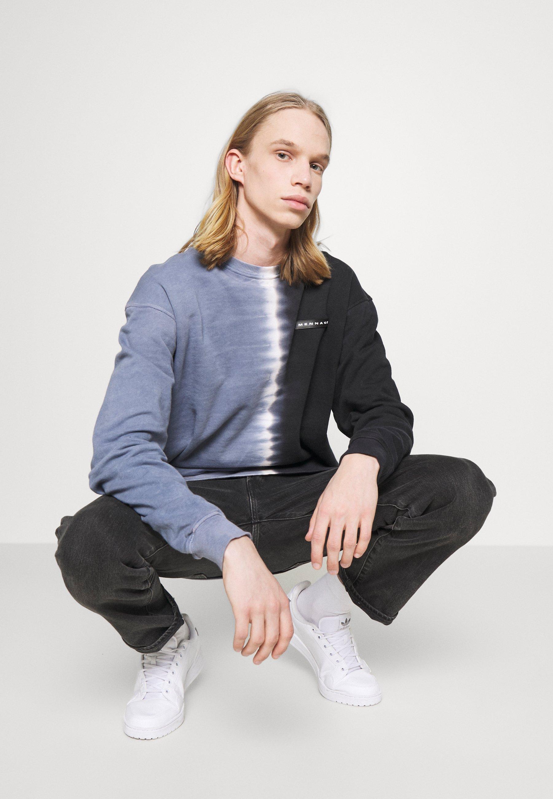 Women SPLIT DYE - Sweatshirt