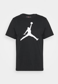 Jordan - JUMPMAN FILL CREW - T-shirt con stampa - black/white - 3