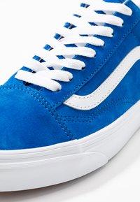 Vans - OLD SKOOL - Trainers - princess blue/true white - 6