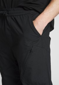 Carhartt WIP - COLTER PANT - Trousers - black/white - 5