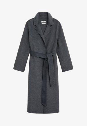 BATIN - Classic coat - grau
