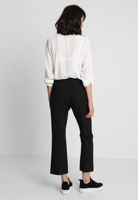 Fiveunits - CLARA CROP - Trousers - black glow - 2