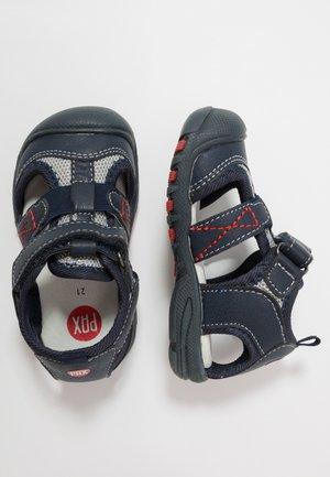 SALT - Chodecké sandály - navy