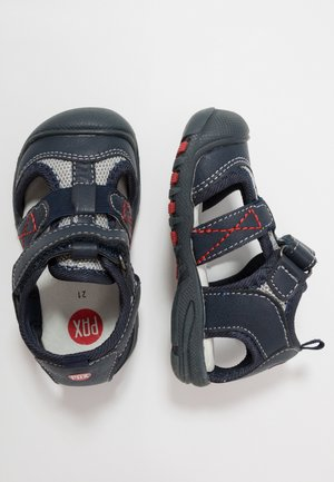 SALT UNISEX - Chodecké sandály - navy