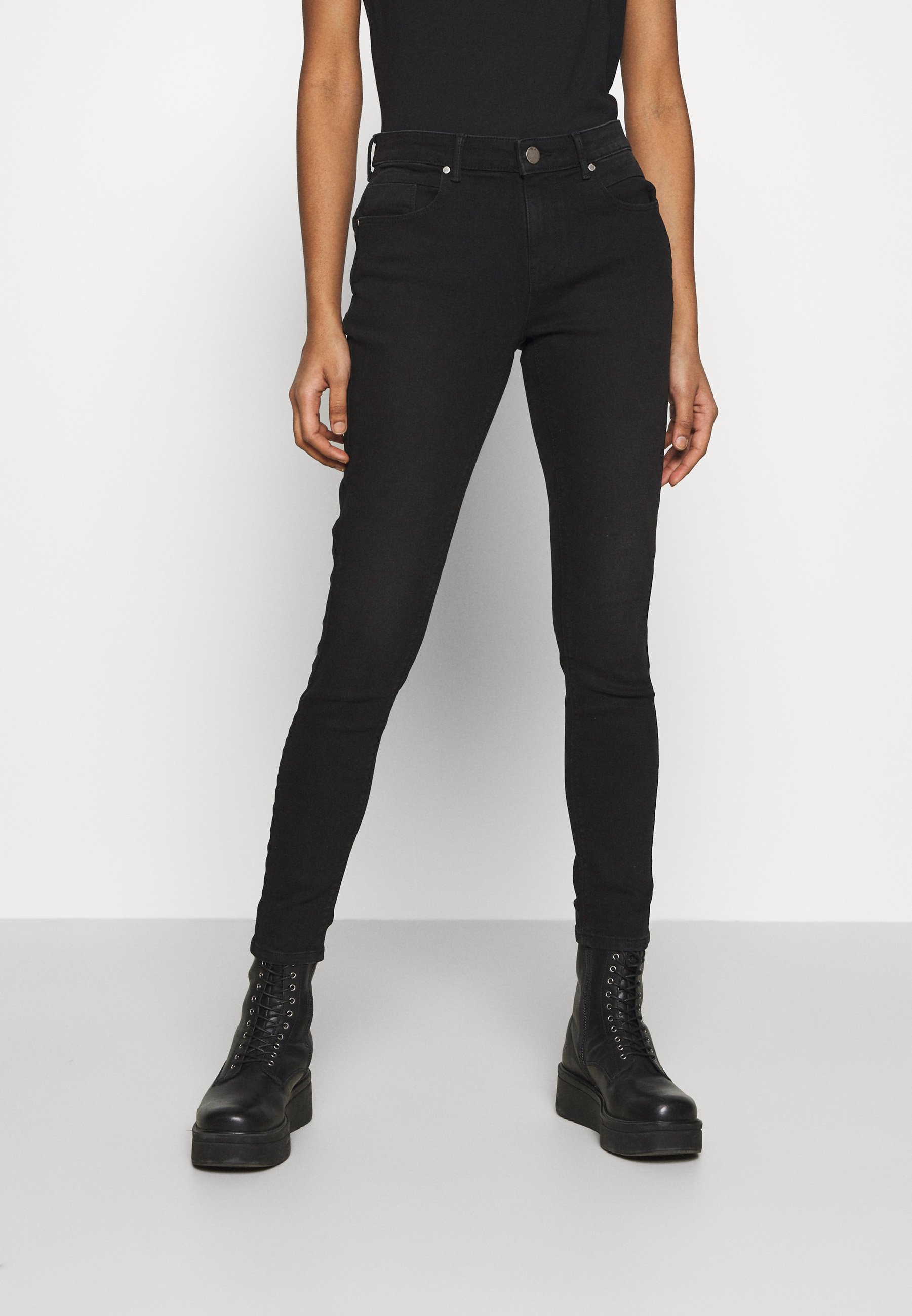 Women ONLDAISY LIFE PUSH UP - Jeans Skinny Fit