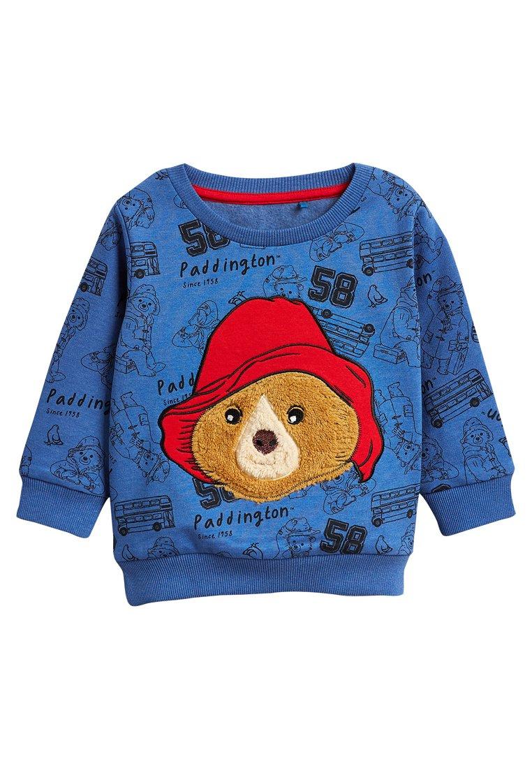 Next PADDINGTON BEAR Sweater blueBlauw Zalando.nl
