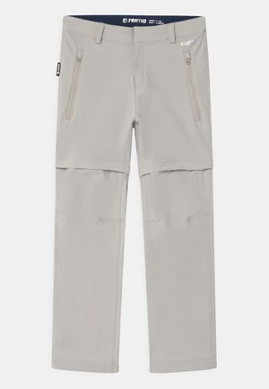 VIRRAT 2-IN-1 UNISEX - Outdoor trousers - stone beige