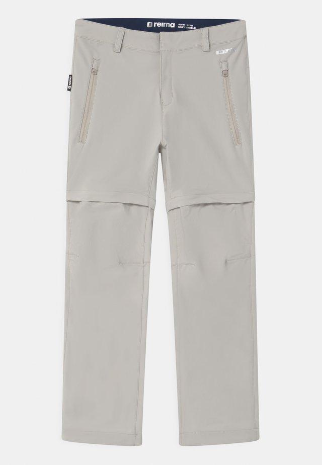 VIRRAT 2-IN-1 UNISEX - Pantalons outdoor - stone beige