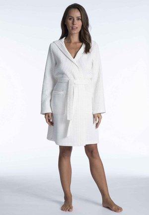 MIT KAPUZE - Dressing gown - cloud