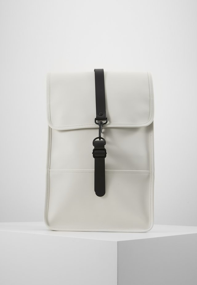 BACKPACK MINI - Reppu - off white