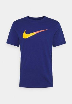TEE BRANDRIFF - Print T-shirt - deep royal blue