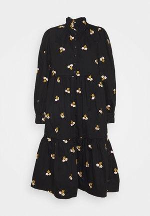 AMELINE - Denní šaty - black