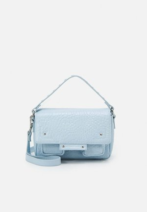 SMALL HONEY NEW ZEALAND - Across body bag - light blue