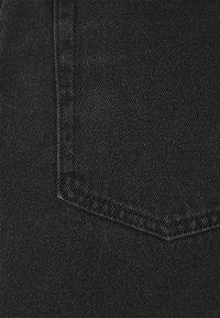 Vero Moda Tall - VMTAMARA - Shorts di jeans - black - 2