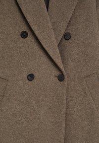 Mango - BARTOLI - Classic coat - kaffebrun - 7