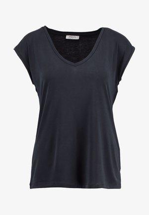 PCKAMALA TEE - T-shirt basic - black
