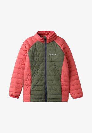 POWDER LITE - Winter jacket - green