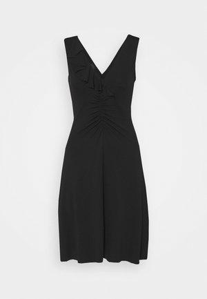 AUSTRALIANO  - Jersey dress - black