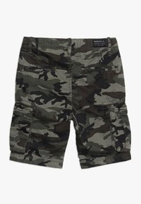 Quiksilver - CRUCIAL BATTLE YOUTH - Cargo trousers - green - 1