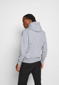 Nike Sportswear - HOODIE - Jersey con capucha - multi-coloured/obsidian - 2